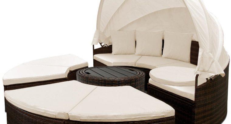 Salon de Jardin, Lounge